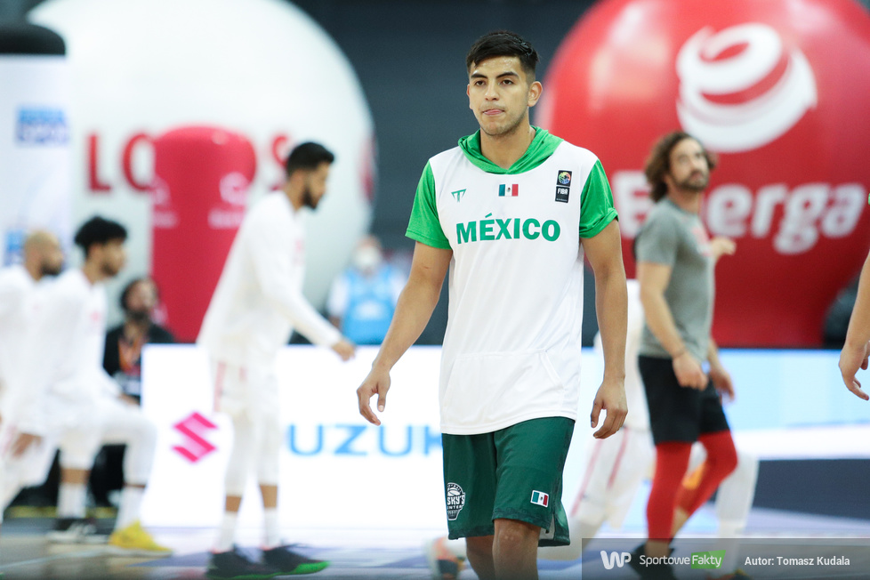 Energa Cup 2021. Meksyk - Tunezja 74:61(galeria)
