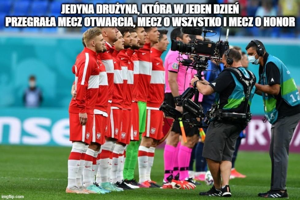 Euro 2020. W internecie aż wrze! Zobacz memy po meczu Polska - Słowacja