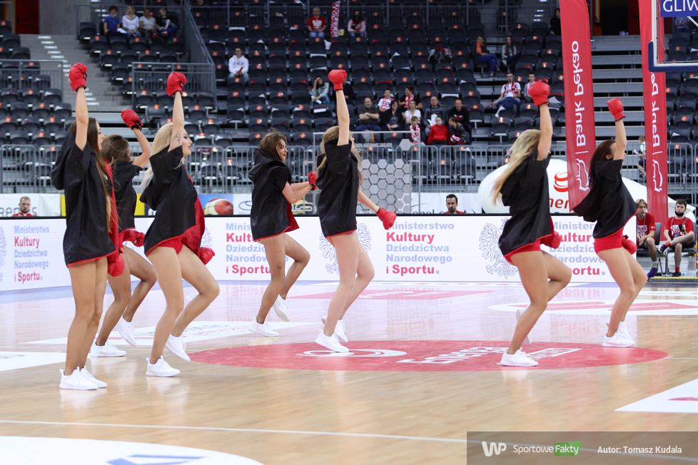 Cheerleaderki na Energa Cup 2021 - dzień 2 [GALERIA]