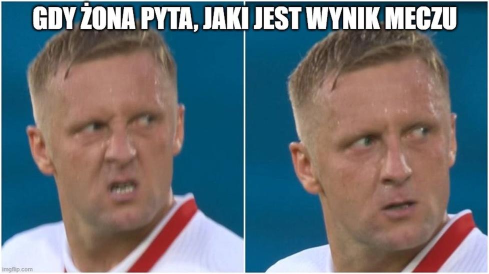 To już koniec Euro 2020 dla Polaków. Memy po meczu Szwecja - Polska