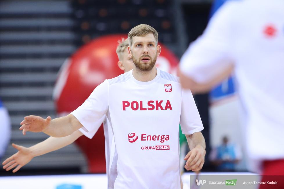 Koszykówka. Polska - Brazylia 79:85 (galeria)