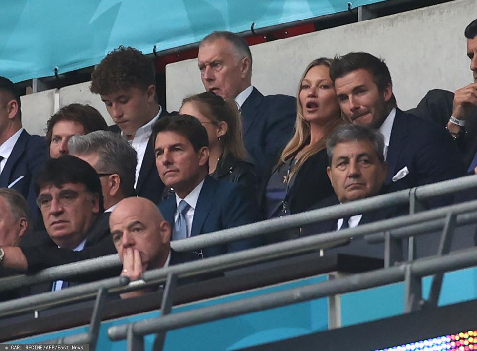 East News/Carl Recinea  Tom Cruise, Kate Moss, David Beckham, Gianni I...