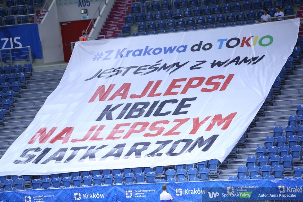 Kibice na niedzielnych meczach Memoriału Wagnera w Krakowie (galeria)