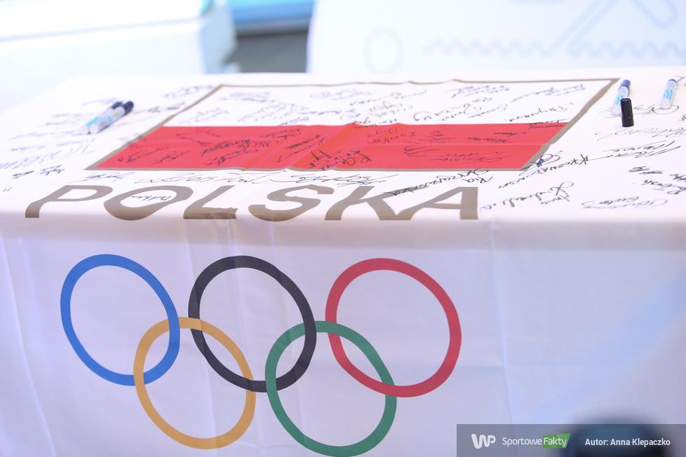 Tokio 2020. Ślubowanie olimpijskie: boks, judo, kajakarstwo, szermierka, strzelectwo, gimnastyka (galeria)