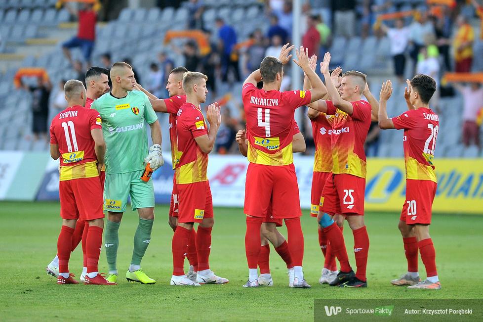 Fortuna I liga: Korona Kielce - Skra Częstochowa 2:0 (galeria)