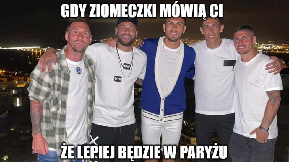 Wszystko przez ziomeczków? Memy po odejściu Lionela Messiego z Barcelony (galeria)