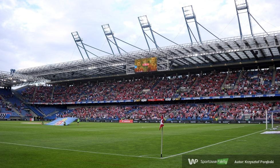 Kibice podczas meczu Wisła Kraków - SSC Napoli (galeria)