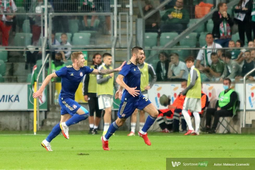 Legia Warszawa - Dinamo Zagrzeb 0:1 (galeria)