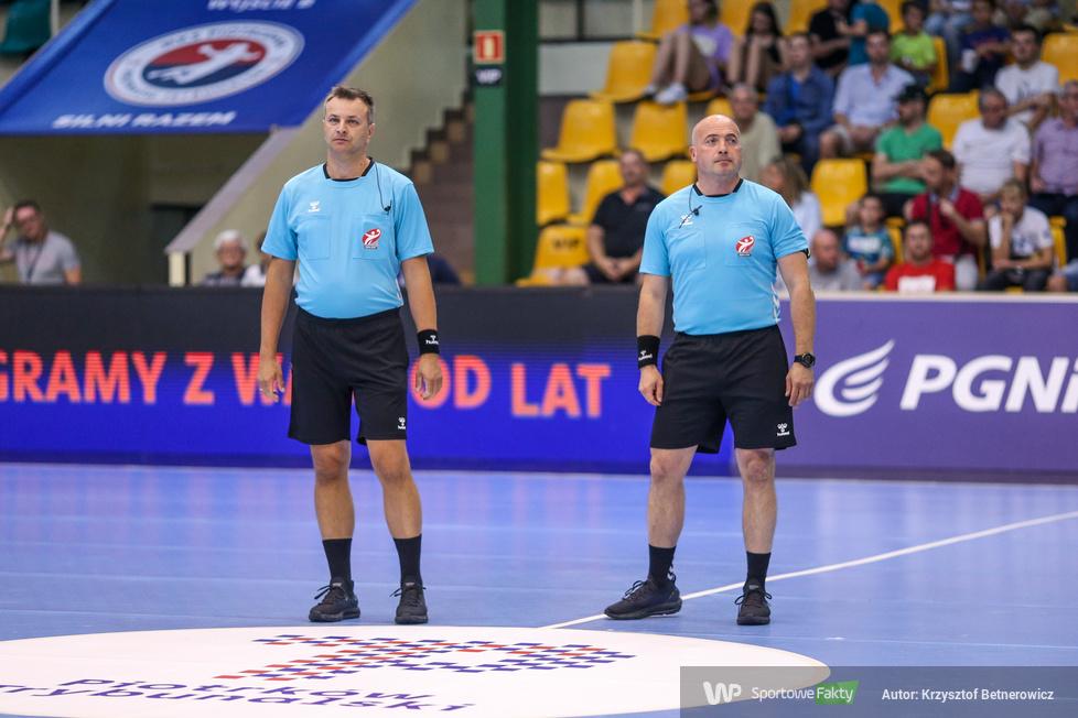 Piotrkowianin Piotrków Trybunalski - Handball Stal Mielec 28:26 (galeria)