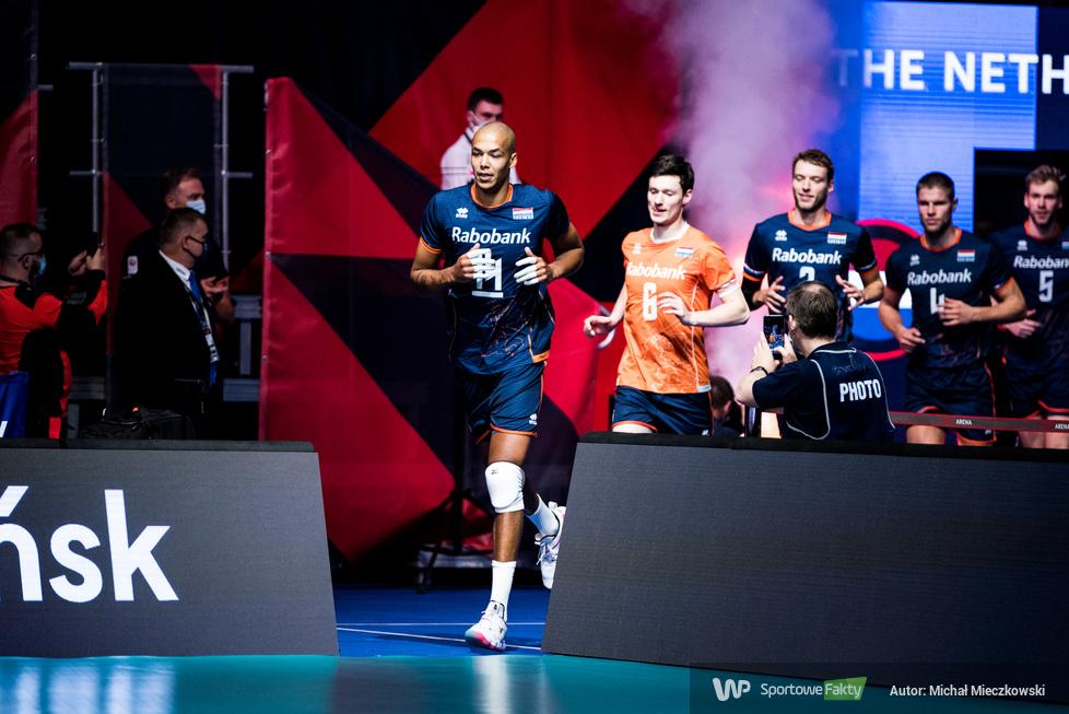 Mistrzostwa Europy siatkarzy: Holandia - Serbia 0:3 (galeria)