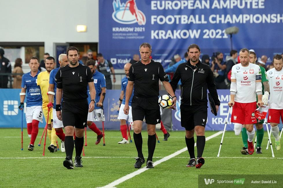 Amp Futbol Euro 2021: Polska - Francja 2:0 [GALERIA]