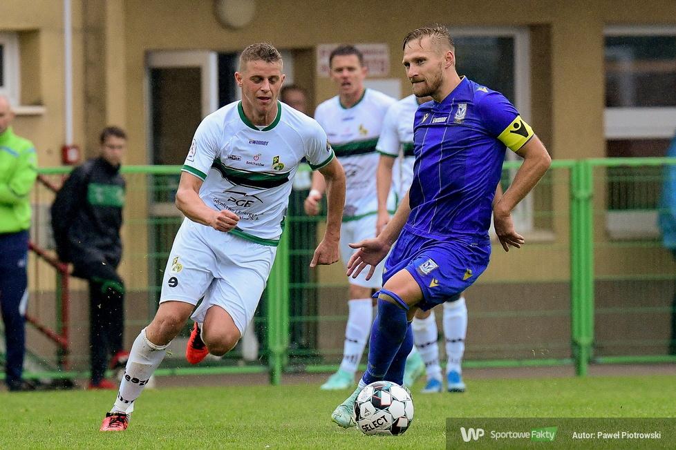 eWinner 2 Liga: GKS Bełchatów - Lech II Poznań 0:1 (galeria)