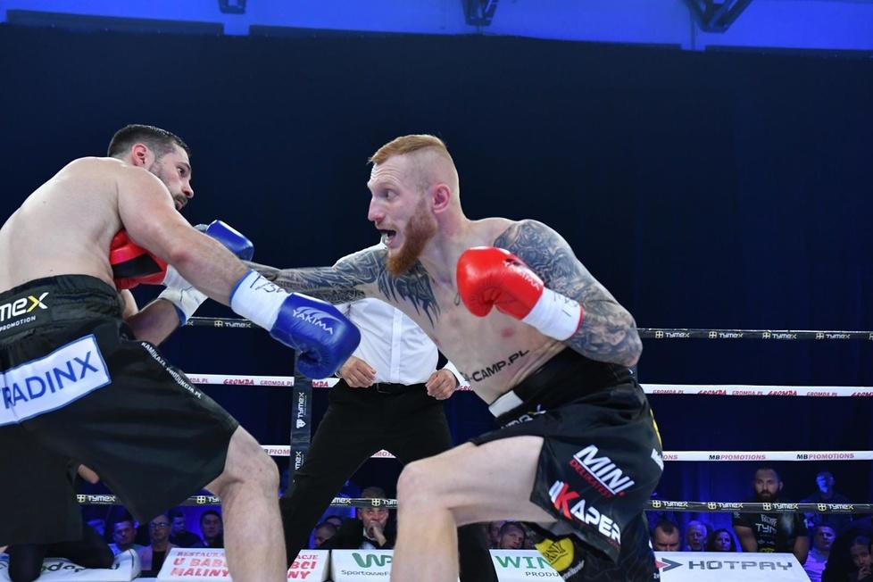 Gala Tymex Boxing Night 18 w Obornikach [GALERIA]