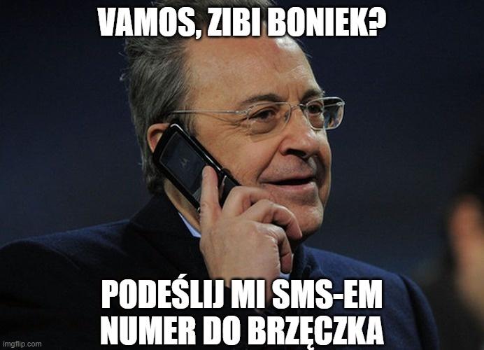 Perez zaraz zadzwoni do Brzęczka?
