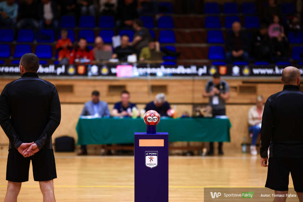 Suzuki Korona Handball Kielce - MKS Piotrcovia Piotrków Trybunalski 28:39 [GALERIA]
