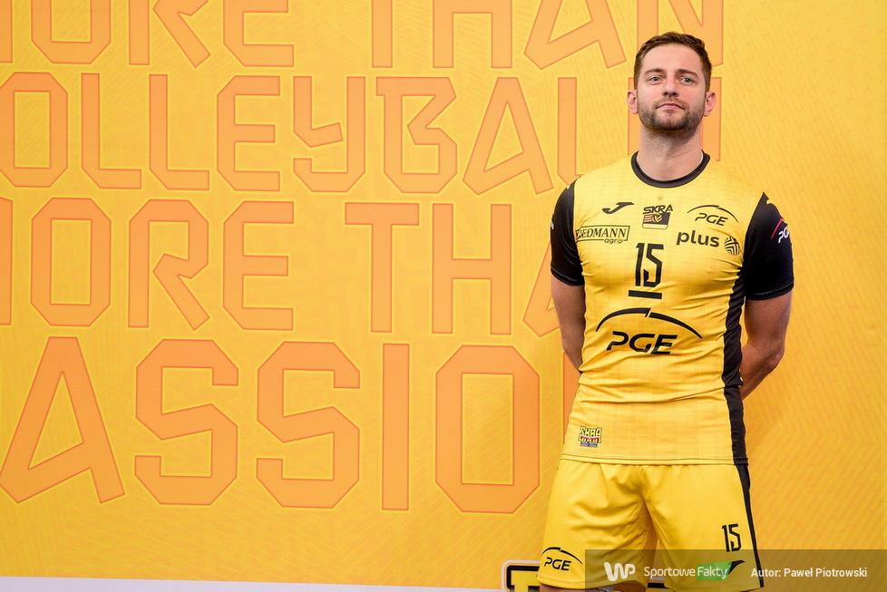 Plusliga: Prezentacja zawodników PGE Skry Bełchatów na sezon 2021/22 (galeria)