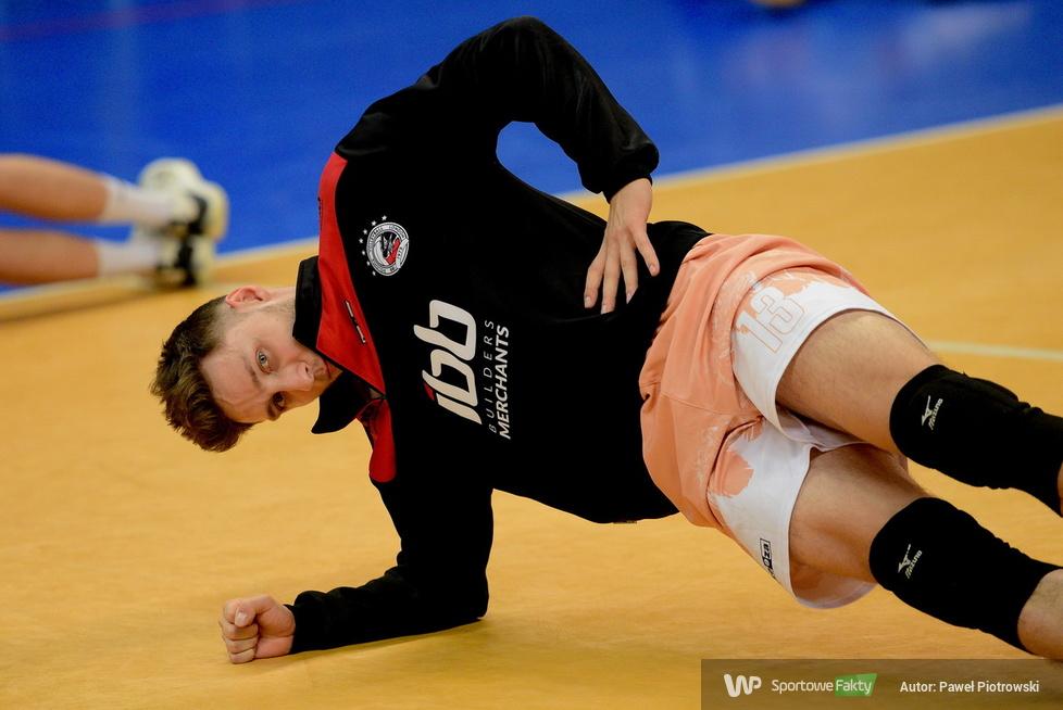 Liga Mistrzów w siatkówce: Trening IBB Polonii Londyn przed dwumeczem z Shakhter Soligorsk [GALERIA]
