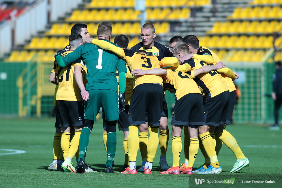 Fortuna I liga. GKS Katowice - GKS Tychy 2:2 (galeria)